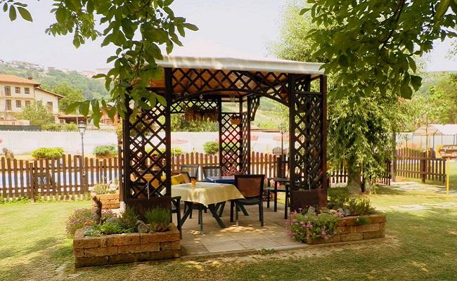 giardino esterno matrimoni