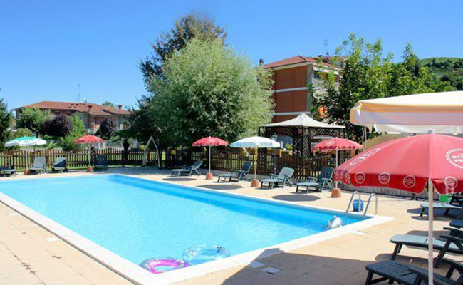 piscina location eventi